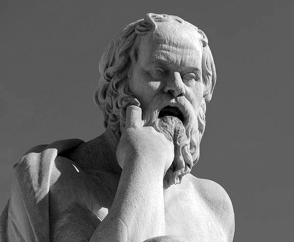Coaching, Sokrates und die Kunst des Fragens