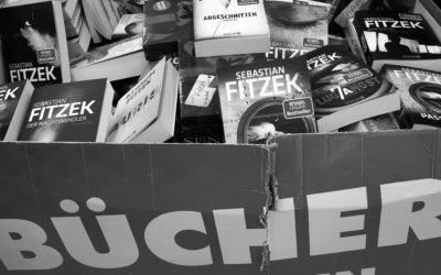 Buchpreisbindung: kleiner Krimi im Supermarkt. Mit Seitenblick zum Selfpublishing