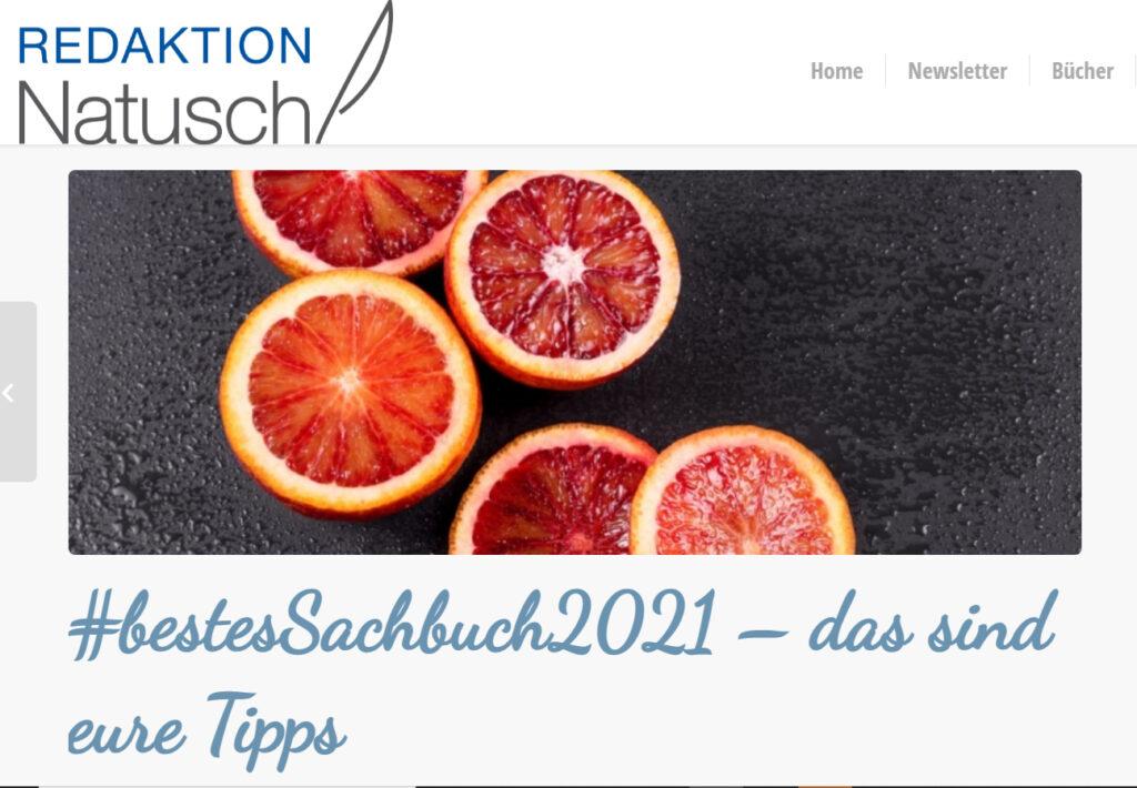 Sachbuch, Sachbücher, Sachbuch schreiben, Expertenbuch, Expertenbücher, bestes Sachbuch, Blogparade bestes Sachbuch2021, Cordula Natusch, Blogparade Sachbuch, bestes Sachbuch
